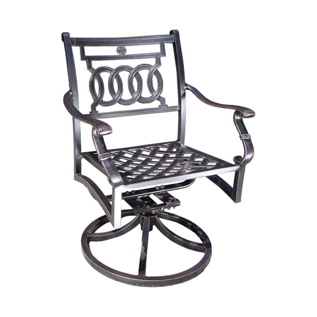 Verona Dining Swivel Rocker - Frame Only