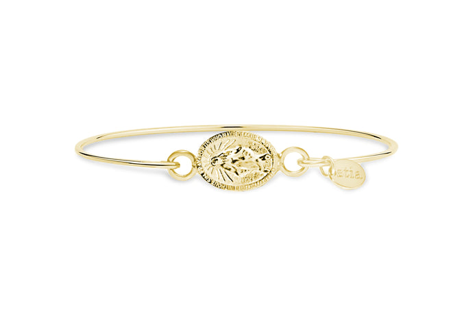 Mother Mary Icon Bracelet