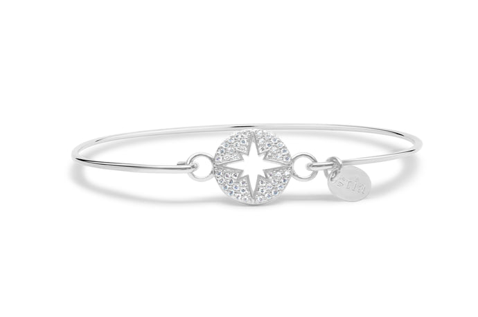 Pavé Icon Bracelet North Star