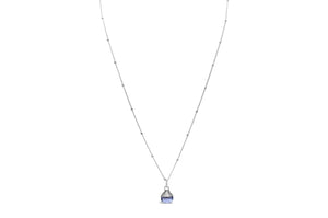Precious Wraps Necklace Amethyst