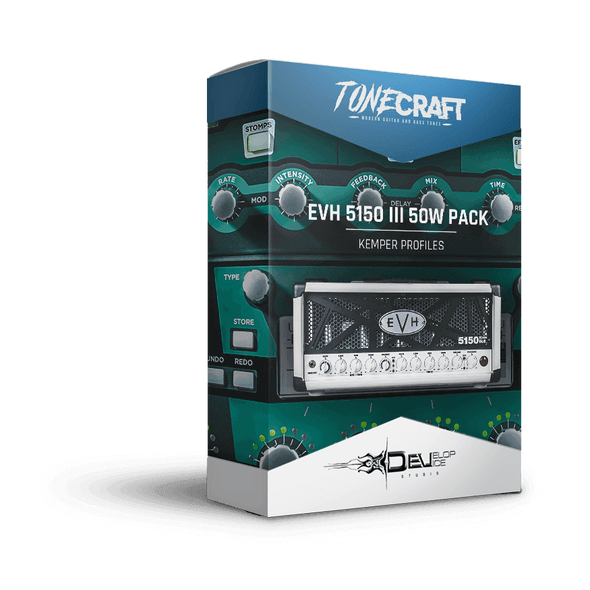 EVH 5150 III 50W Pack | Kemper Profiles | TONECRAFT