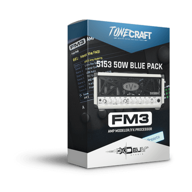 5153 50W Blue Pack | Fractal FM3 - Develop Device