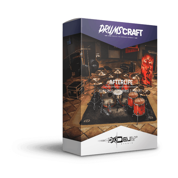 Afterlife | Superior Drummer 3 Preset