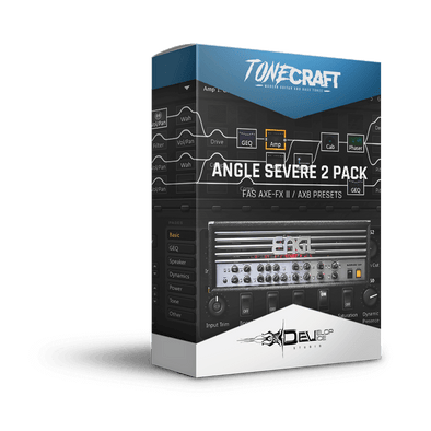 Angle Severe 2 Pack | Fractal Axe-Fx II / AX8 - Develop Device
