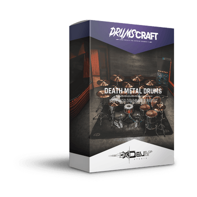 Death Metal Drums | Superior Drummer 3 Preset