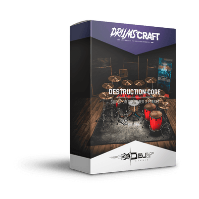Destruction Core | Superior Drummer 3 Preset