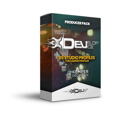 Develop Device Producer Pack | Kemper Profiles - Develop Device
