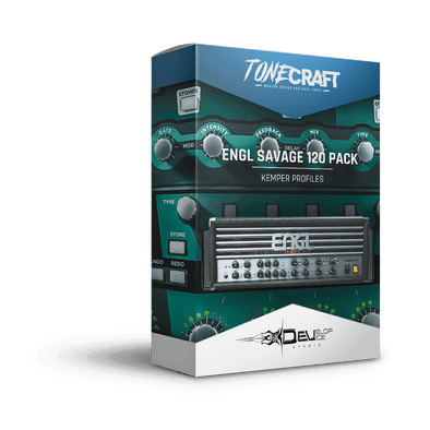 ENGL Savage 120 Pack | Kemper Profiles - Develop Device