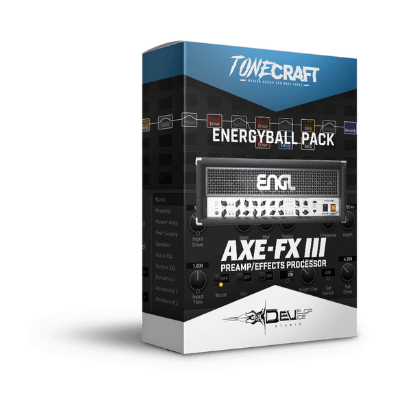 Energyball Pack | Fractal Axe-Fx III - Develop Device