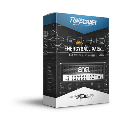 Energyball Pack | Fractal Axe-Fx II / AX8 - Develop Device