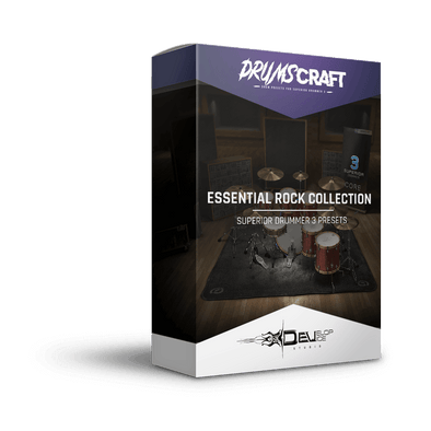 Essential Rock Collection for Superior Drummer 3 - Develop Device