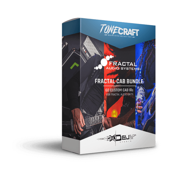 Tonecraft | Fractal Cab Bundle | TONECRAFT