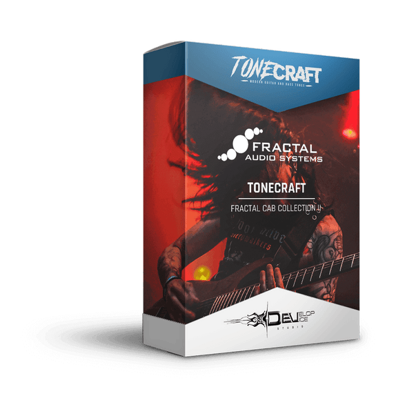 Tonecraft | Fractal Cab Collection II | TONECRAFT