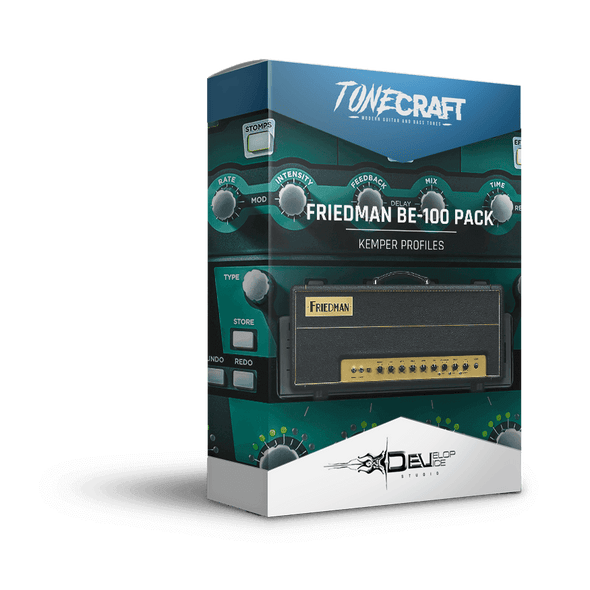 Friedman BE-100 Pack | Kemper Profiles - Develop Device