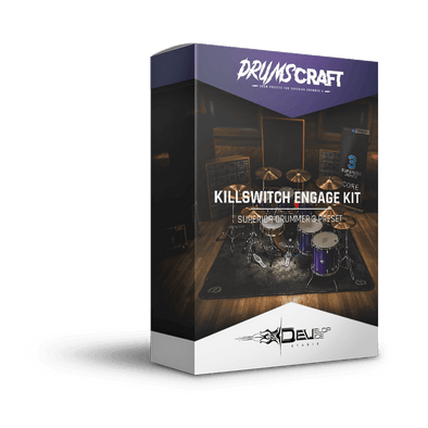 Killswitch Engage Kit | Superior Drummer 3 Preset