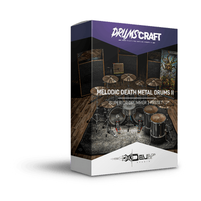 Melodic Death Metal Drums II - Develop Device