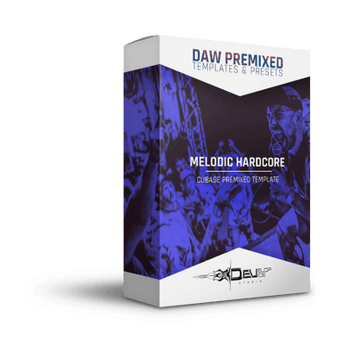 Melodic Hardcore | Cubase Template - Develop Device