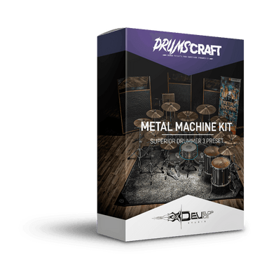 Metal Machine Kit - Develop Device