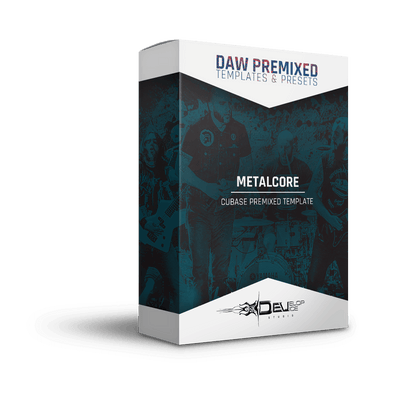 Metalcore | Cubase Template - Develop Device