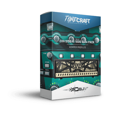 EVH 5150 III 100S EL34 Pack | Kemper Profiles - Develop Device