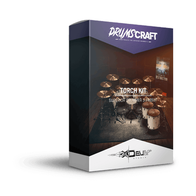 Torch Kit | Superior Drummer 3 Preset
