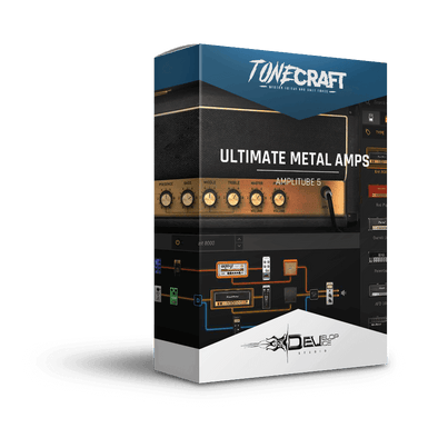 Ultimate Metal Amps | Amplitube 5 - Develop Device