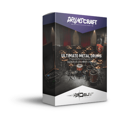 Ultimate Metal Drums | Superior Drummer 3 Preset