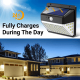 Outdoor Waterproof Solar Sensor Motion LED Light