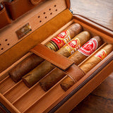 Cohiba Original Leather Travel Cigar Case Humidor