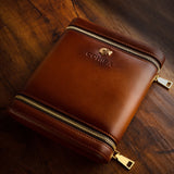 Cohiba Leather Travel Cigar Case Humidor
