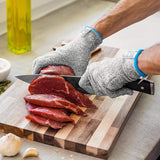 Food Grade Level 5 Cut Resistant Gloves Set Of 3 Pairs