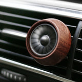 Wooden Car Fragrance Diffuser