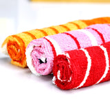 Sushi Rolls Microfiber Cleaning Cloth Pack of 3