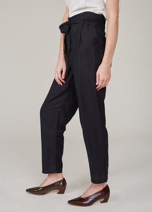 JUNGLE FOLK - Paul Trousers - black