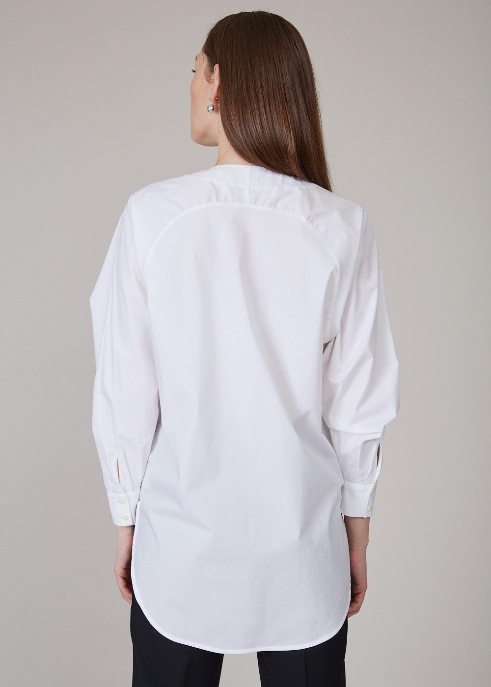 Queenie Shirt - white