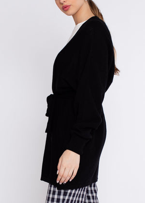 MERZ B. SCHWANEN - Jacket long - black