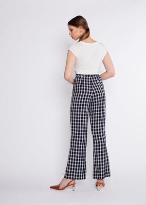 MR. LARKIN - Annie pants - navy