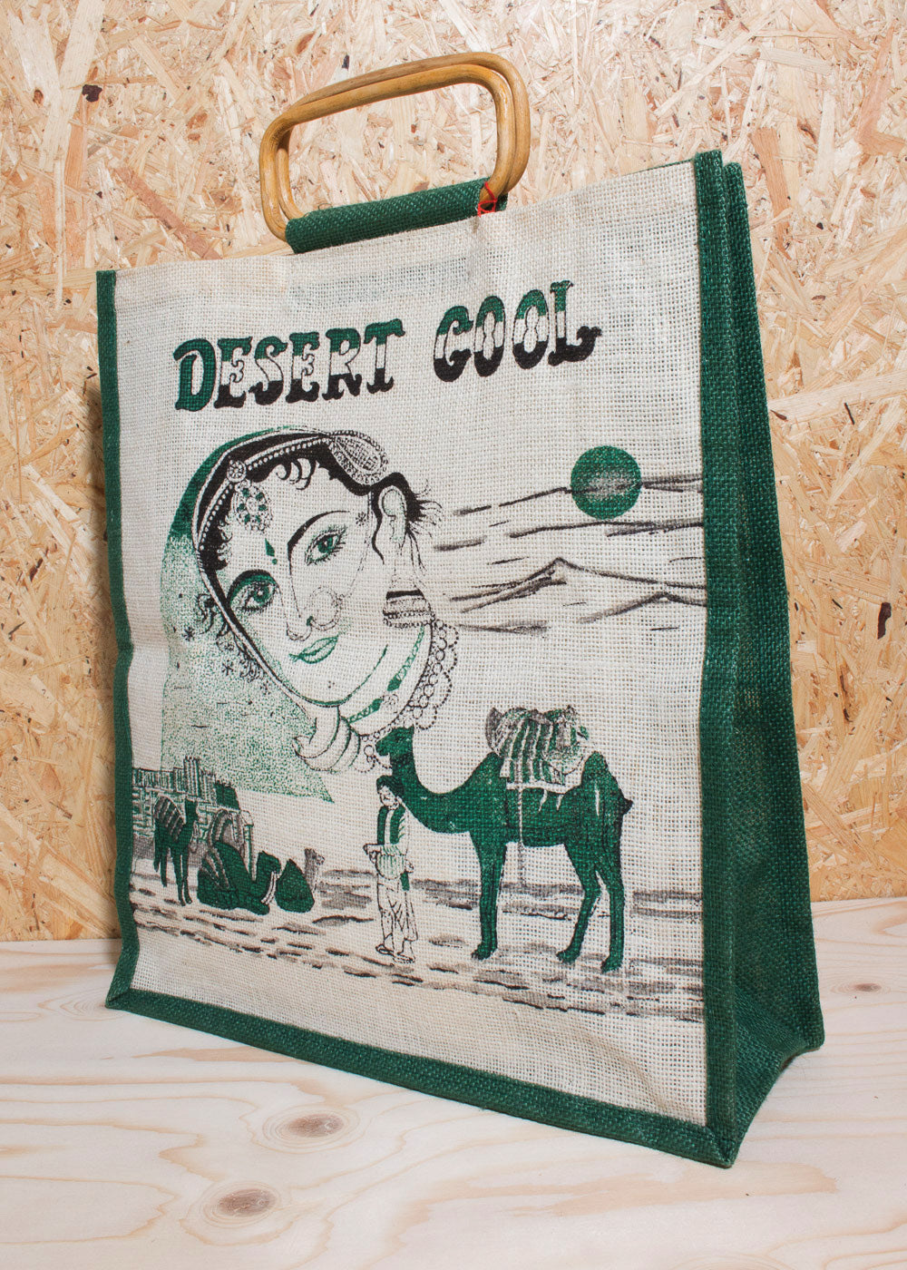 Desert Cool Bags - green