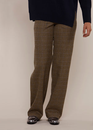 ROSEANNA - Sachs Pants - Dogstooth pattern
