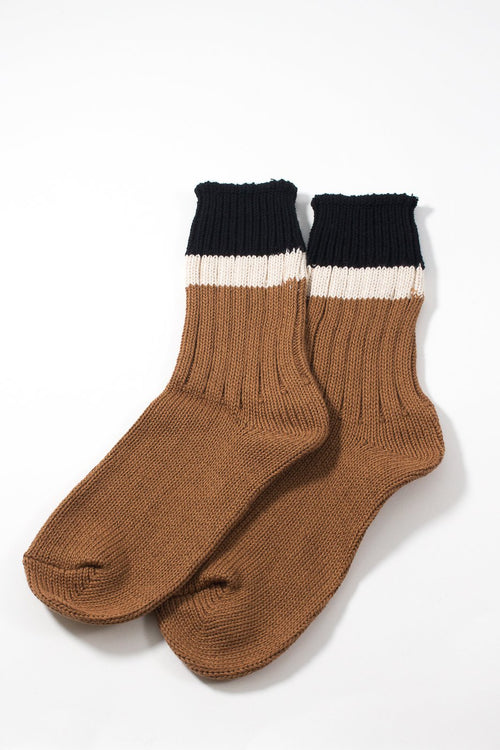 LE BON SHOPPE - Camp socks - tawny