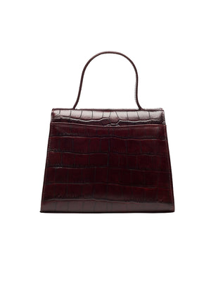 LITTLE LIFFNER Lady Bag - Wine