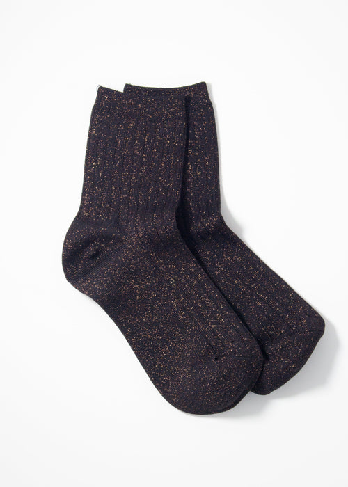 LE BON SHOPPE - Her socks - copper black