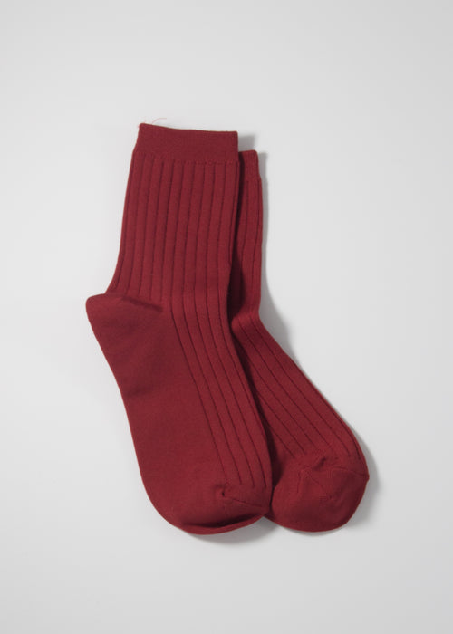 LE BON SHOPPE - Her socks - bordeaux