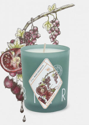 KERZON - Fragranced candle - Baie charnue