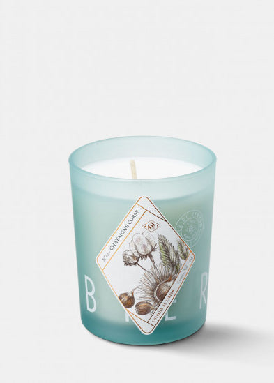 KERZON - Fragranced candle - Chataigne corse