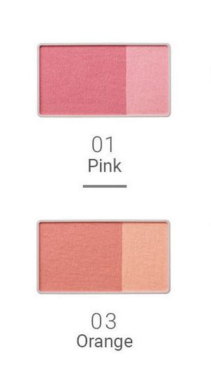 Naturaglacé Cheek Blush - 03 Coral
