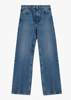 Alba Denim - medium blue