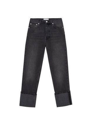 NANUSHKA- CHO Denim - Washed Grey