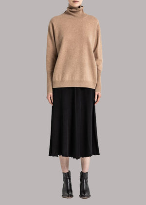 HOUSE OF DAGMAR - Yori Skirt - black