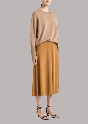 HOUSE OF DAGMAR - Yori Skirt - caramel